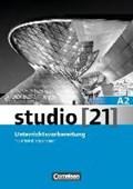 studio [21] Grundstufe A2: Gesamtband. Unterrichtsvorbereitung (Print)   Ahn, Miran ; Weißer, Ralf ; Bayer, Andy ; Becker, Christine  