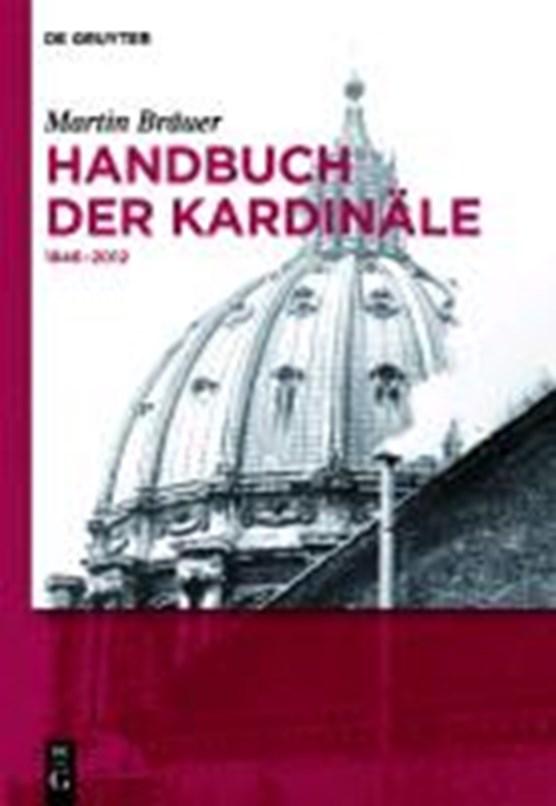 Handbuch der Kardinale