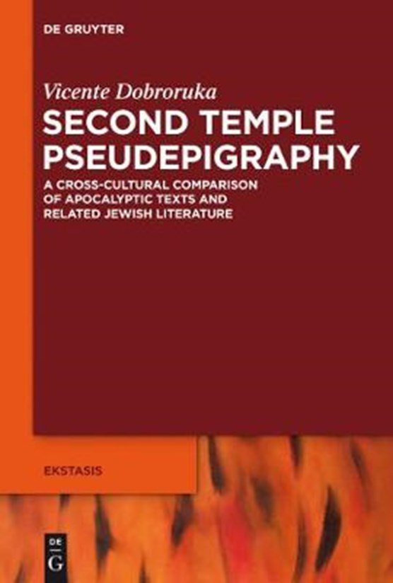 Second Temple Pseudepigraphy