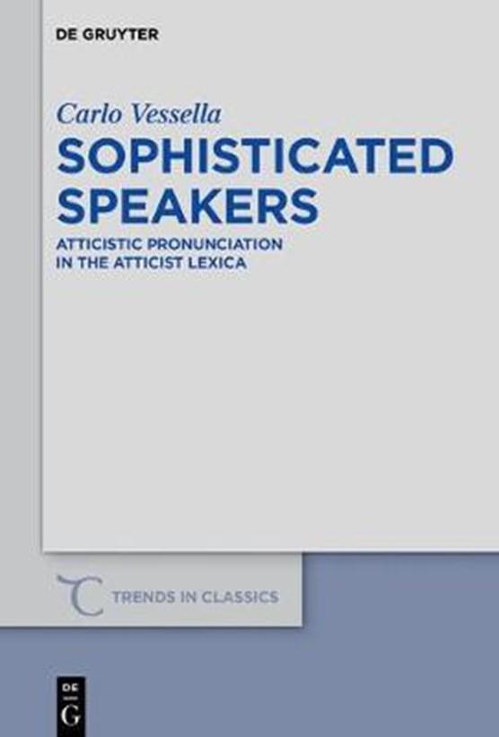 Vessella, C: Sophisticated Speakers