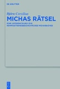 Michas Rätsel | Björn Corzilius |