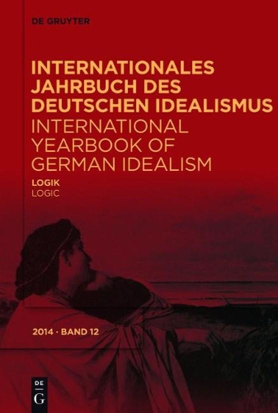 Internationales Jahrbuch des Deutschen Idealismus