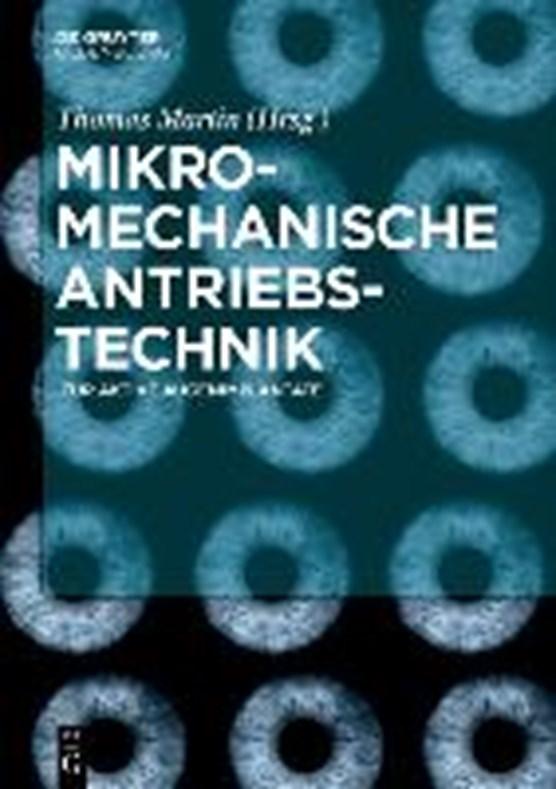 Martin, T: Mikromechanische Antriebstechnik für aktive Augen