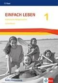 Einfach Leben. Lehrerband mit CD-ROM 5/6. Ausgabe S. Neubearbeitung 2016 | auteur onbekend |