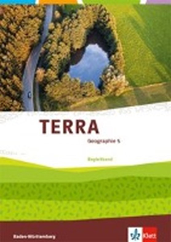 TERRA Geographie/5. Kl./Begleitband/BW