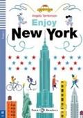 Enjoy New York mit Audio CD | Angela Tomkinson |