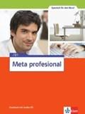 Meta profesional B1. Kursbuch + Audio-CD | auteur onbekend |