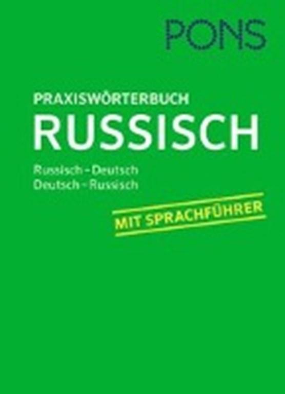 PONS Praxiswörterbuch Russisch