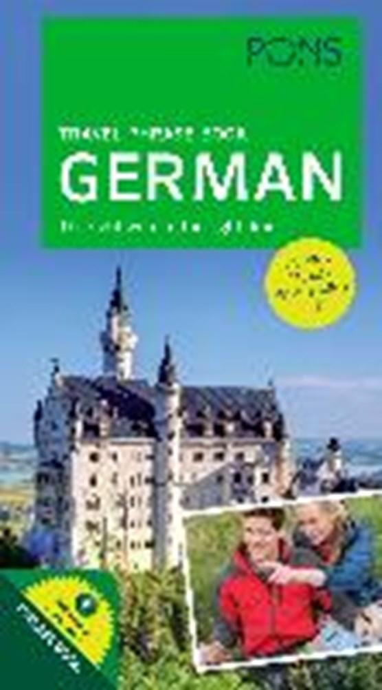 PONS Travel Phrase Book German