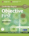 Objective First - Fourth Edition. Student's Book Pack (Student's Book with answers with CD-ROM and Class Audio CDs(2)) | auteur onbekend |