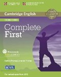 Complete First - Second Edition. Workbook with answers with Audio CD   Thomas, Amanda ; Thomas, Barbara  