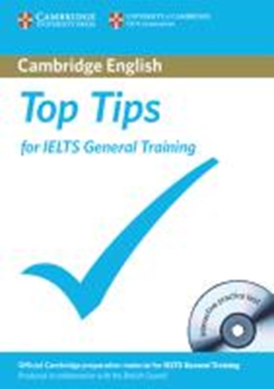 Official Top Tips/IELTS General Training module/with CD-ROM