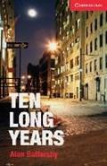 Battersby, A: Ten Long Years/m. CD   Alan Battersby  