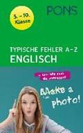 PONS Typische Fehler A- Z Engl./5. - 10. Kl. | auteur onbekend |