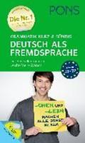 PONS Grammatik kurz & bündig Deutsch als Fremdsprache   auteur onbekend  