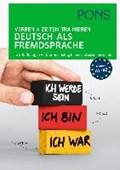 PONS Verben und Zeiten trainieren Deutsch als Fremdsprache | auteur onbekend |