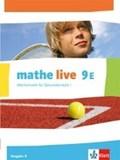 mathe live. Schülerbuch 9. Schuljahr. Ausgabe N | auteur onbekend |