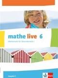 mathe live. Schülerbuch 6. Schuljahr. Ausgabe S | auteur onbekend |