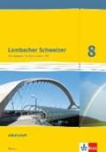 Lambacher Schweizer. 8. Schuljahr G9. Arbeitsheft plus Lösungsheft. Neubearbeitung. Hessen   auteur onbekend  