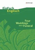 Four Weddings and a Funeral Filmanalyse/EinFach Engl.   Matz, Frauke ; Rogge, Michael ; Mendez, Carmen  