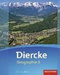 Diercke Geographie 5. Schülerband. Gymnasien. Bayern | auteur onbekend |