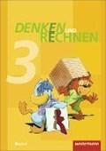 Denken und Rechnen 3. Schülerband. Grundschulen. Bayern | auteur onbekend |