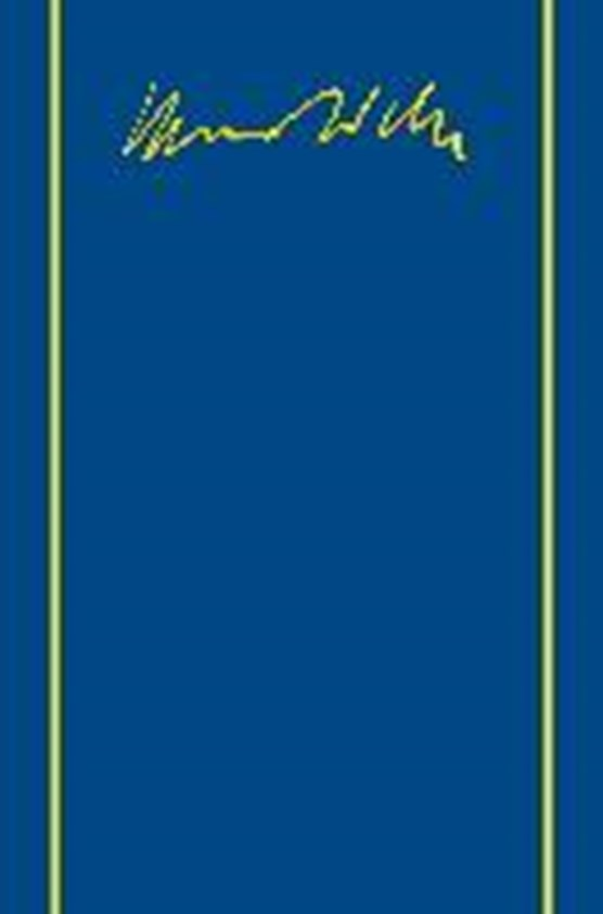 Max Weber-Gesamtausgabe I/7