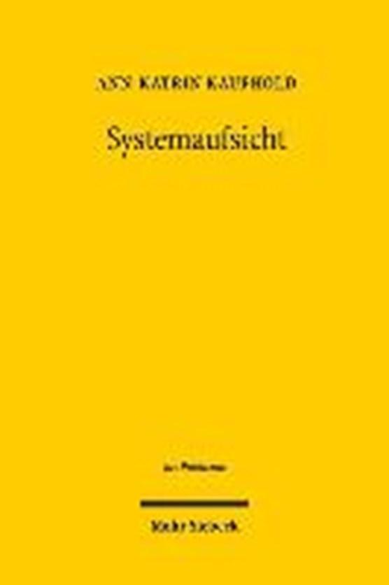 Kaufhold, A: Systemaufsicht