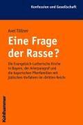 Eine Frage der Rasse?   Axel Töllner  