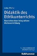 Pfeifer, V: Didaktik des Ethikunterrichts   Volker Pfeifer  