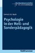 Breitenbach, E: Psychologie in der Heil- und Sonderpädagogik   Erwin Breitenbach  