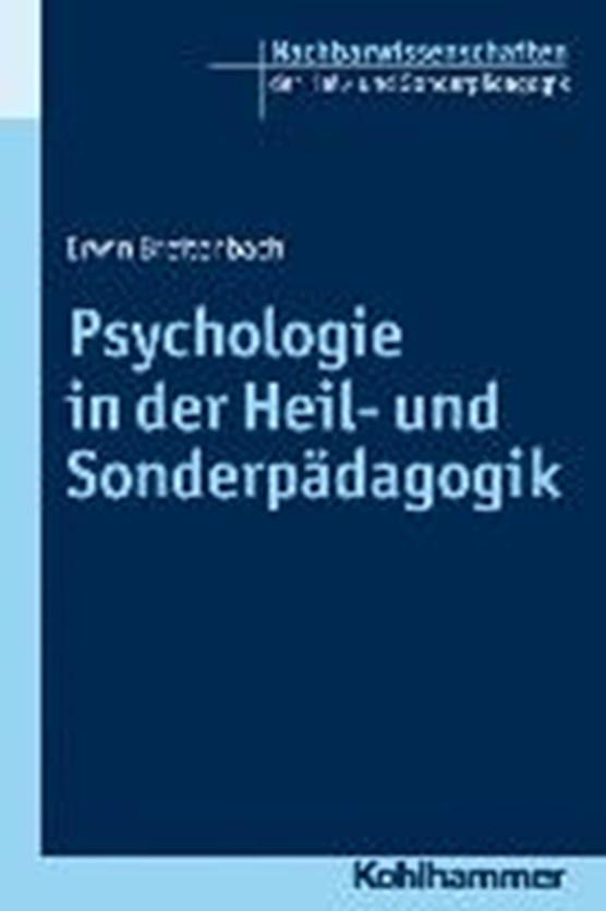 Breitenbach, E: Psychologie in der Heil- und Sonderpädagogik