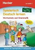 Spielerisch Deutsch lernen - neue Geschichten - Wortschatz und Grammatik - Lernstufe 1 | Christiane Grosskopf |