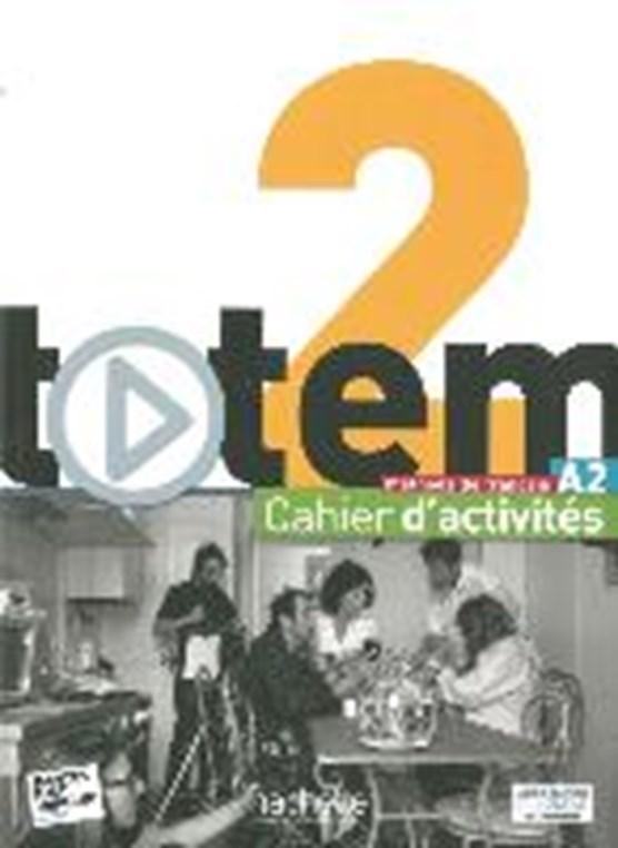 totem 02 Arbeitsbuch mit 2 Audio-CDs und Lösungsheft