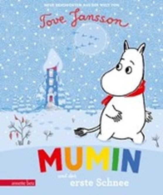 Mumin und der erste Schnee