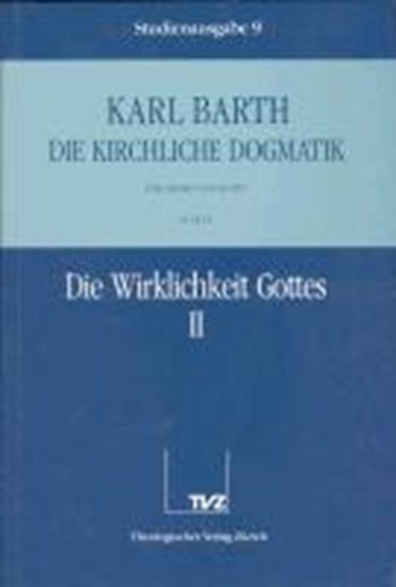Barth, K: Kirchl. Dogmatik 9