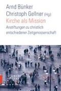 Kirche als Mission   auteur onbekend  