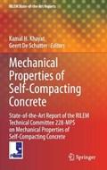 Mechanical Properties of Self-Compacting Concrete   Kamal H. Khayat ; Geert De Schutter  