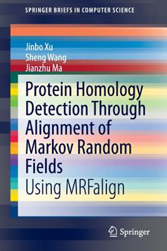 Protein Homology Detection Through Alignment of Markov Random Fields