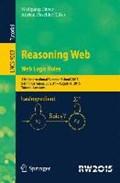 Reasoning Web. Web Logic Rules | Faber, Wolfgang ; Paschke, Adrian |