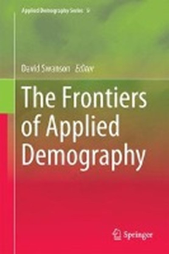 The Frontiers of Applied Demography