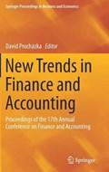 New Trends in Finance and Accounting   David Prochazka  