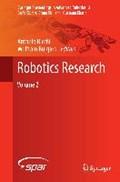 Robotics Research   Antonio Bicchi ; Wolfram Burgard  
