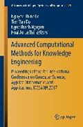 Advanced Computational Methods for Knowledge Engineering | Nguyen-Thinh Le ; Tien Van Do ; Ngoc Thanh Nguyen ; Hoai An le Thi |