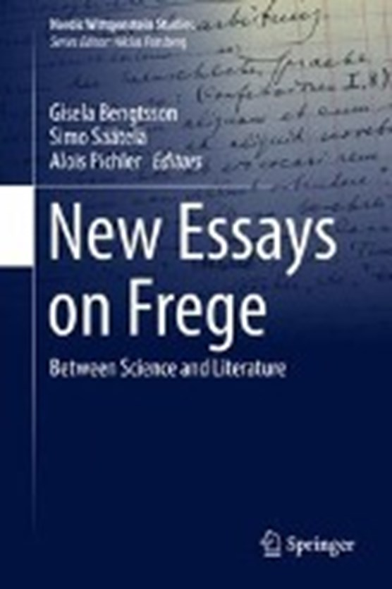 New Essays on Frege