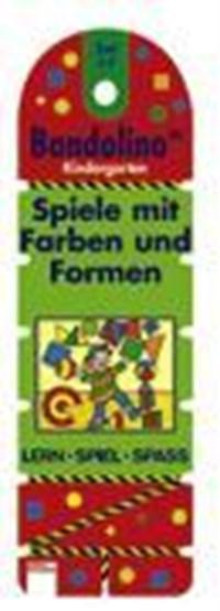 Bandolino Set 17. Spiele mit Farben und Formen | auteur onbekend |