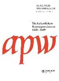 Acta Pacis Westphalicae | auteur onbekend |
