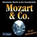 Klassische Musik in der Grundschule. Mozart und Co. CD mit Hörbeispielen   Bachmeyer, Andrea ; Holzinger, Martina ; Walter, Susanne  