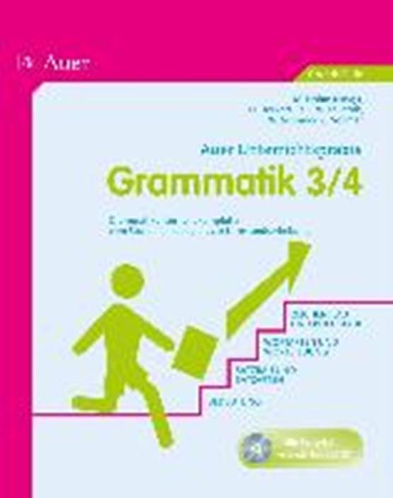 Grammatik Klasse 3-4