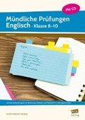 Mündliche Prüfungen Englisch - Klasse 8-10   Jennifer Kriebitzsch-Neuburg  